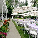 Our 5-star cuisine and professional servers will complement almost any wedding venue.