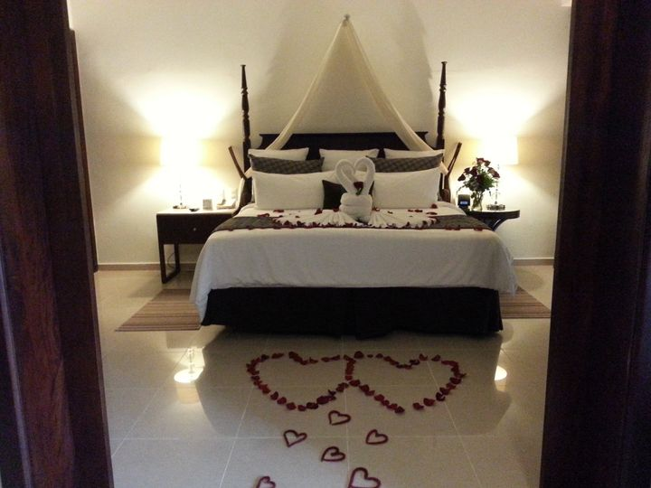 dreams la romana honeymoon room