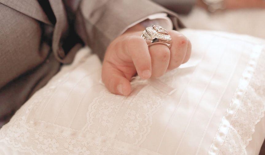 The Best Ring Bearer
