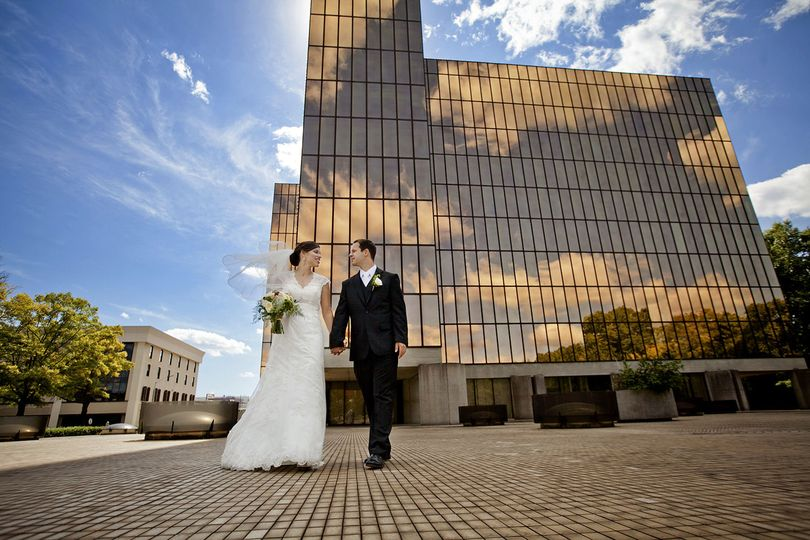 Downtown Chattanooga Wedding
