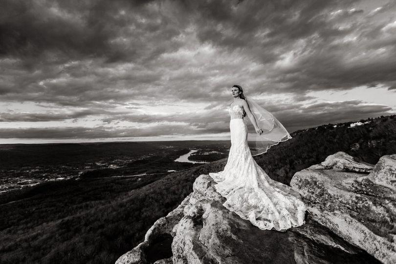 Chattanooga TN Bridal Portrait