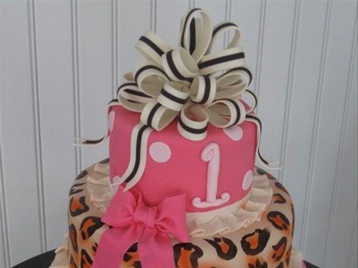 Tmx 1417463500774 Img5342 Johnston, Rhode Island wedding cake
