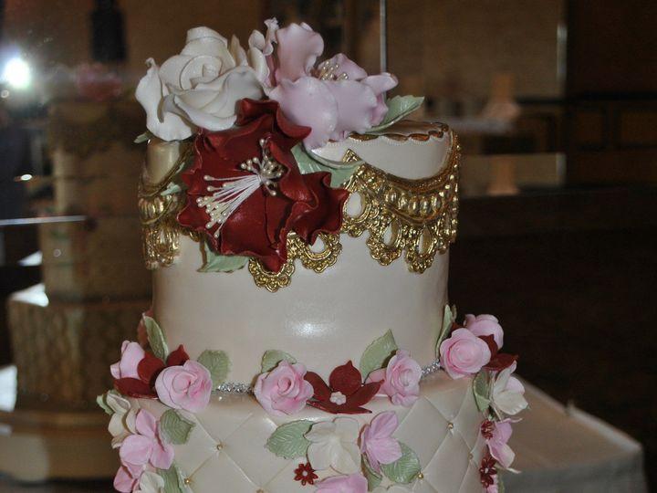 Tmx 1418070585773 Dsc0199 Johnston, Rhode Island wedding cake