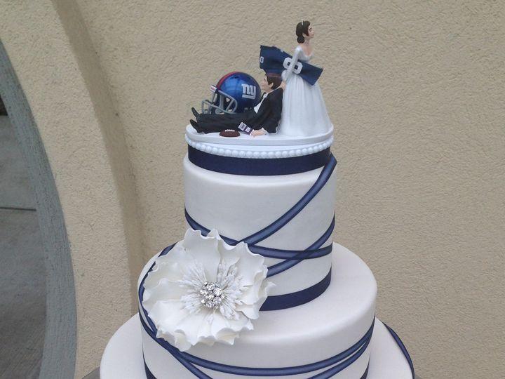 Tmx 1418070681032 Img3675 Johnston, Rhode Island wedding cake
