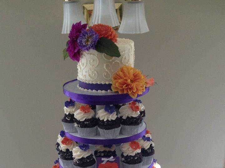 Tmx 1418070697725 Img3731 Johnston, Rhode Island wedding cake