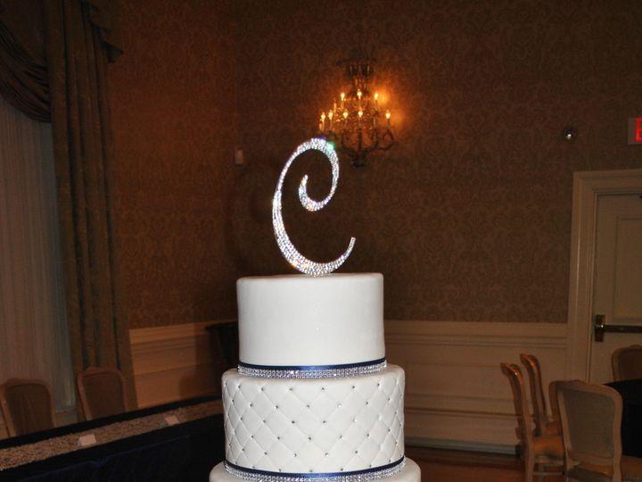 Tmx 1418070708835 Dsc0124 Johnston, Rhode Island wedding cake