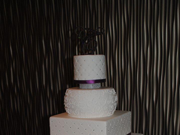 Tmx 1418070726672 Dsc0199 Johnston, Rhode Island wedding cake