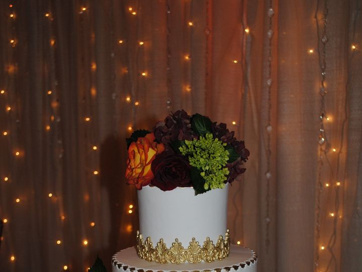 Tmx 1418070762118 Dsc0174 Johnston, Rhode Island wedding cake