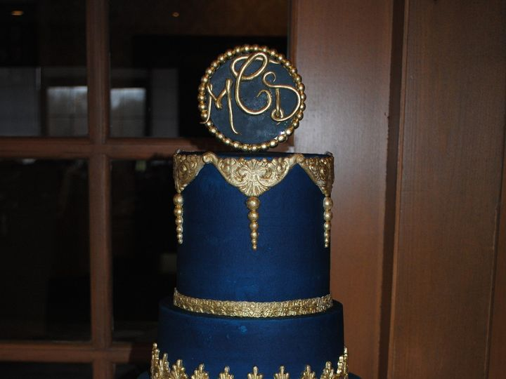 Tmx 1418070779625 Dsc0200 Johnston, Rhode Island wedding cake