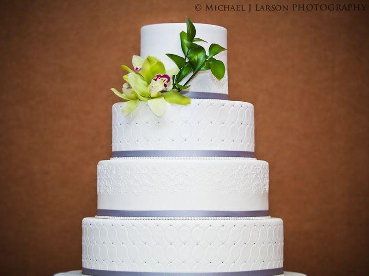 Tmx 1418071438484 Img0275 Johnston, Rhode Island wedding cake