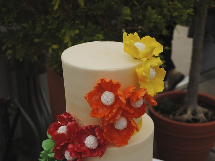Tmx 1418071457218 Dsc00272 Johnston, Rhode Island wedding cake