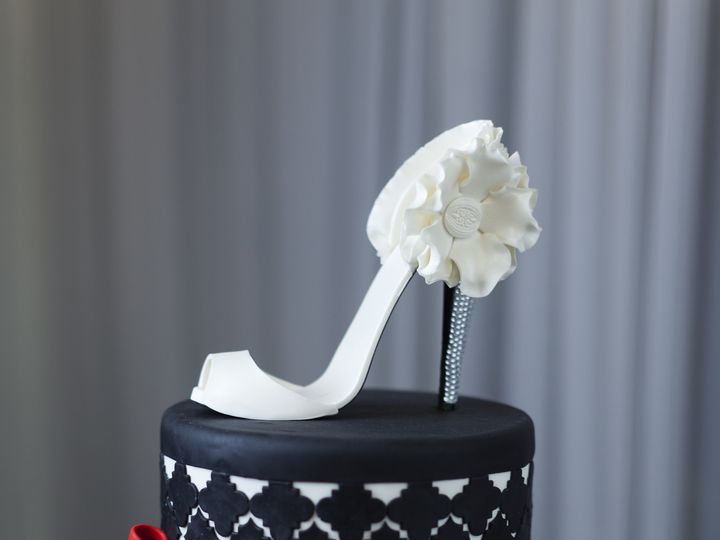 Tmx 1418071465736 Mg6391 Johnston, Rhode Island wedding cake