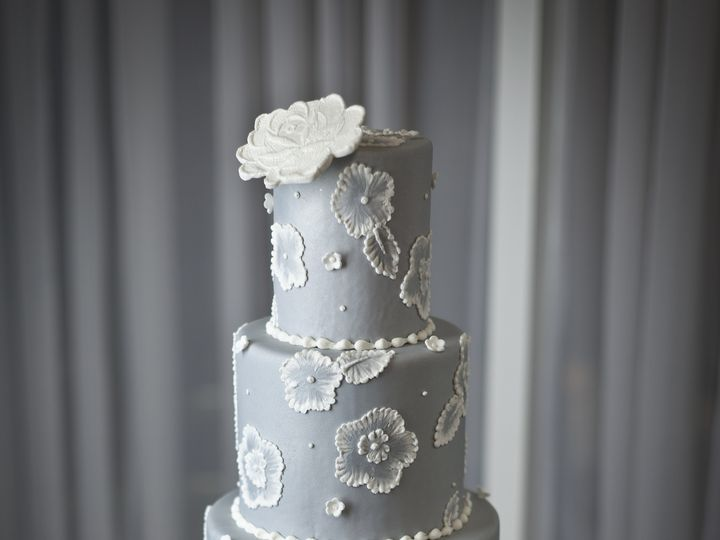 Tmx 1418071494610 Mg6419 Johnston, Rhode Island wedding cake