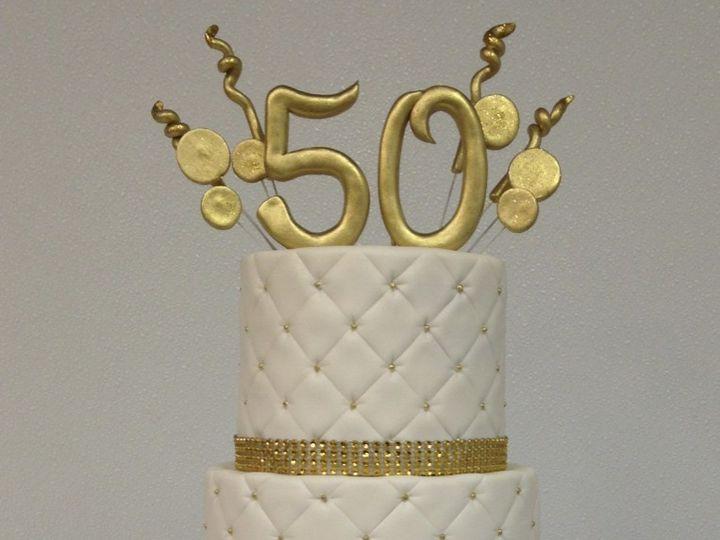 Tmx 1418071518327 Img1167 Johnston, Rhode Island wedding cake