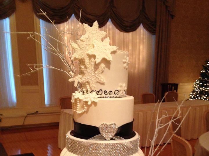 Tmx 1418071546987 Img0637 Johnston, Rhode Island wedding cake