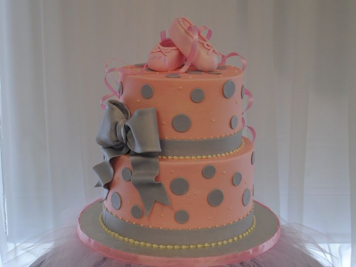 Tmx 1418071580047 Dsc0040 Johnston, Rhode Island wedding cake