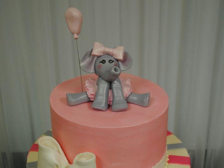 Tmx 1418071599328 Dsc0121 Johnston, Rhode Island wedding cake