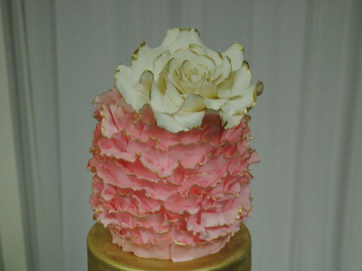 Tmx 1418071648712 Dsc0081 Johnston, Rhode Island wedding cake