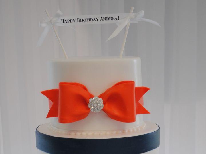 Tmx 1418071700863 Dsc0113 Johnston, Rhode Island wedding cake