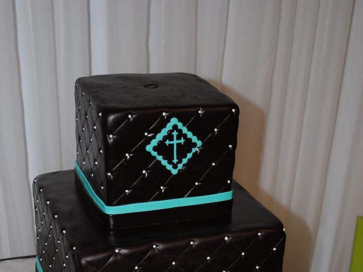 Tmx 1418071716077 Dsc0150 Johnston, Rhode Island wedding cake