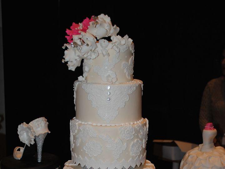 Tmx 1418071748087 Dsc0112 Johnston, Rhode Island wedding cake