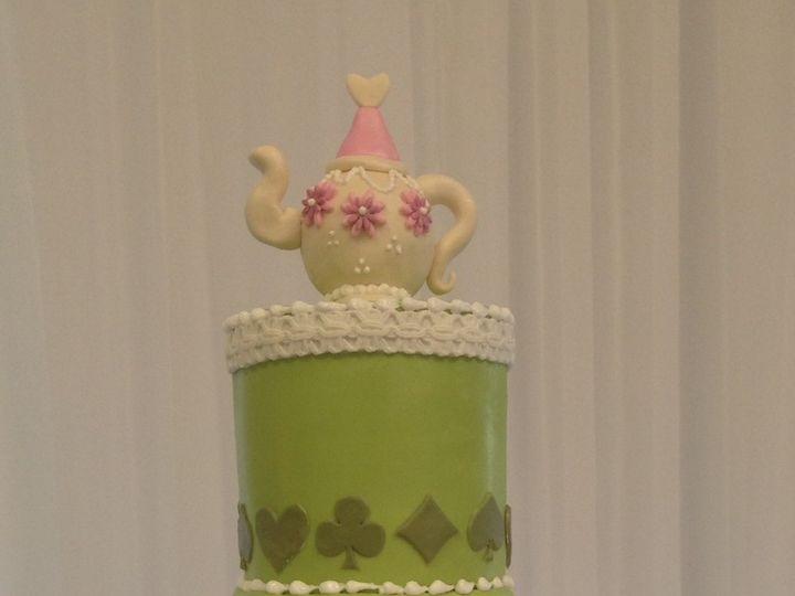 Tmx 1418071767430 Img2041 Johnston, Rhode Island wedding cake