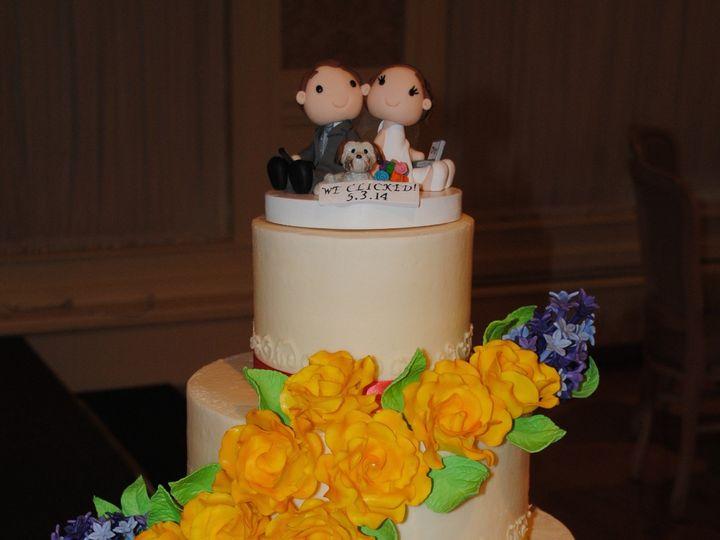Tmx 1418071808801 Dsc0142 Johnston, Rhode Island wedding cake