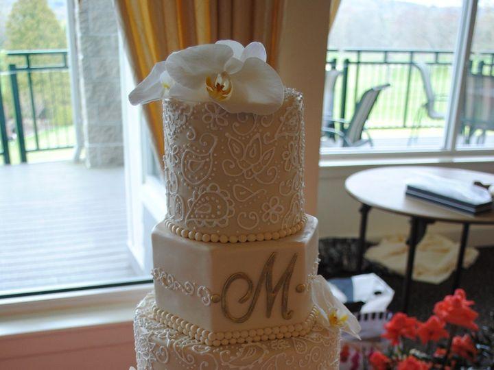Tmx 1418071823782 Dsc0165 Johnston, Rhode Island wedding cake