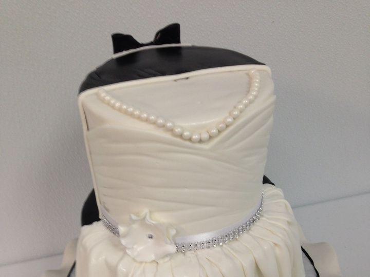 Tmx 1418071933113 Img2392 Johnston, Rhode Island wedding cake