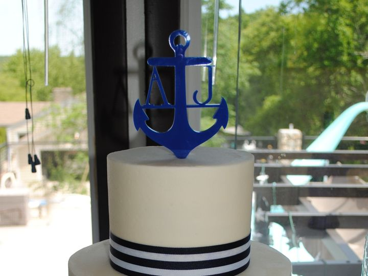Tmx 1418071979536 Dsc0168 Johnston, Rhode Island wedding cake