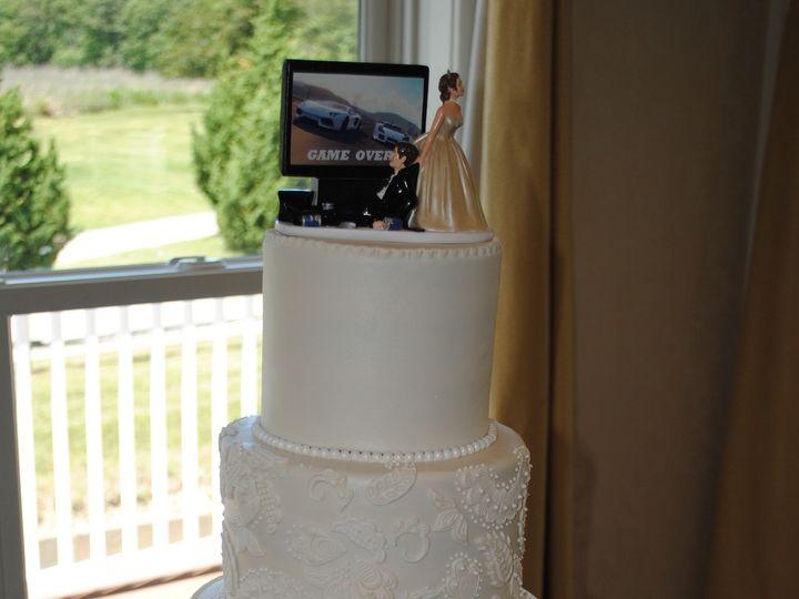 Tmx 1418072048441 Dsc0106 Johnston, Rhode Island wedding cake