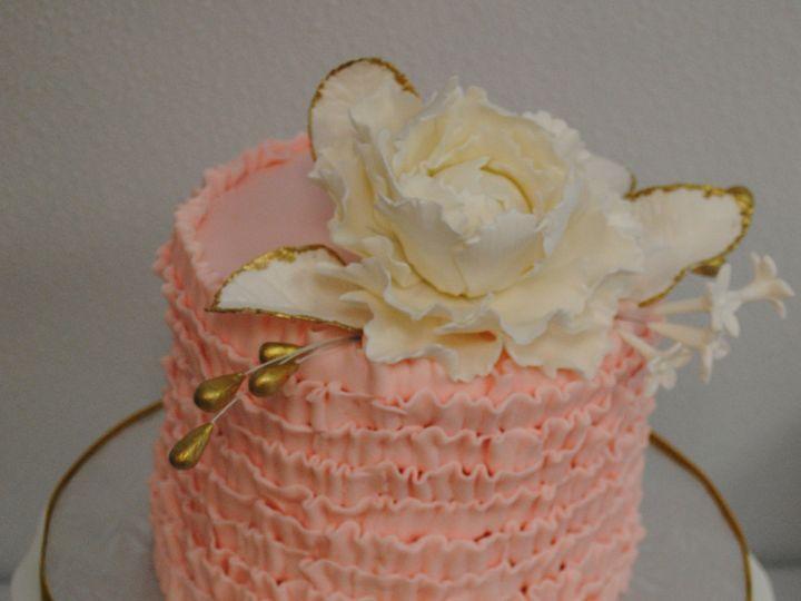 Tmx 1418072067165 Dsc0118 Johnston, Rhode Island wedding cake