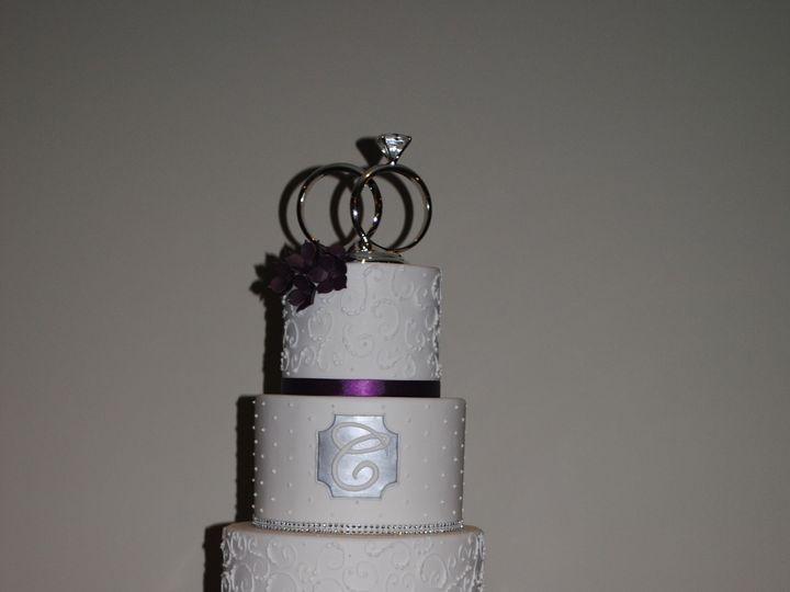 Tmx 1418072083702 Dsc0134 Johnston, Rhode Island wedding cake
