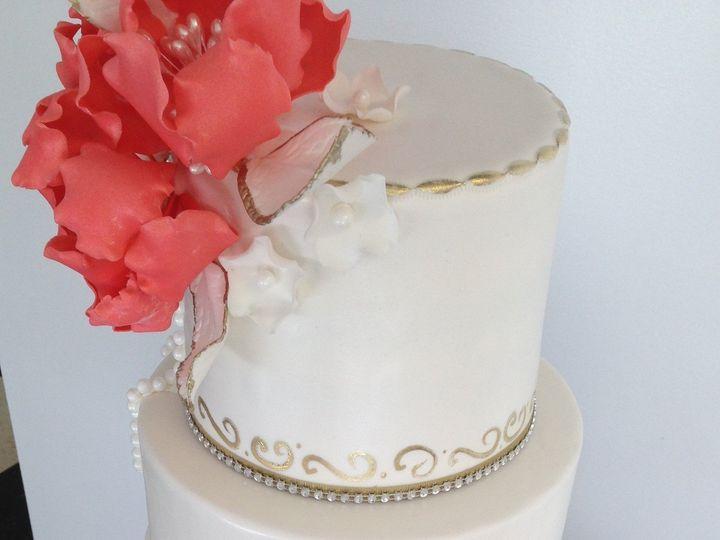 Tmx 1418072144855 Img2673 Johnston, Rhode Island wedding cake