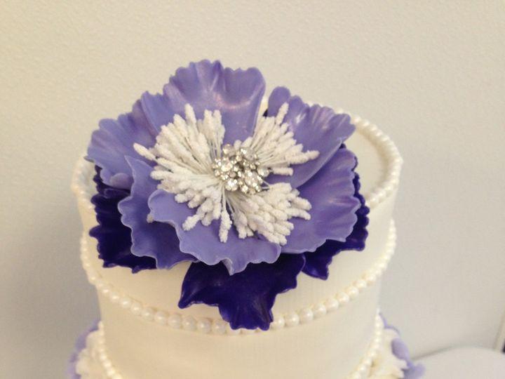 Tmx 1418072161199 Img2682 Johnston, Rhode Island wedding cake
