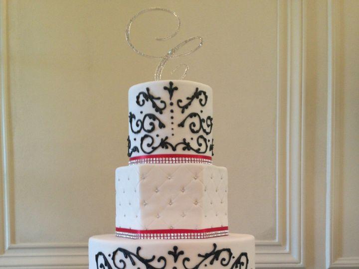 Tmx 1418072207118 Img2875 Johnston, Rhode Island wedding cake