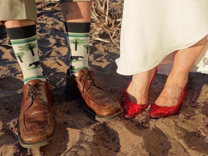 Tmx Shoes 51 1666219 159691350429171 Minneapolis, MN wedding officiant