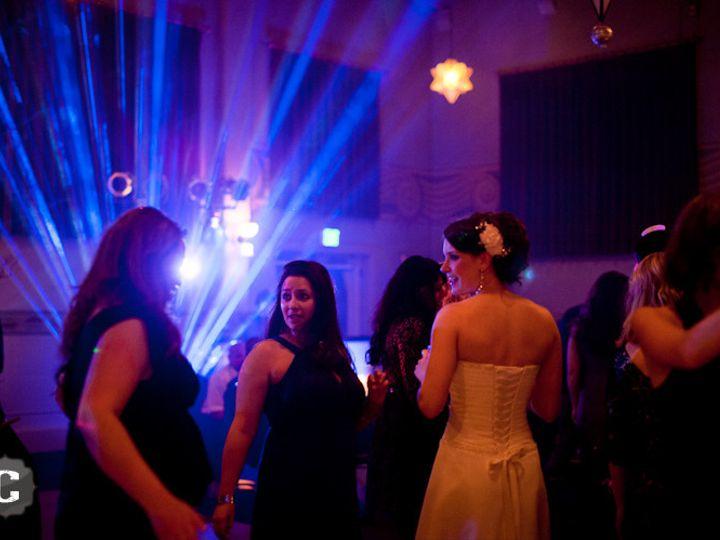 Tmx 1433466329338 Paulandsarah Lights3 Portland, Oregon wedding dj