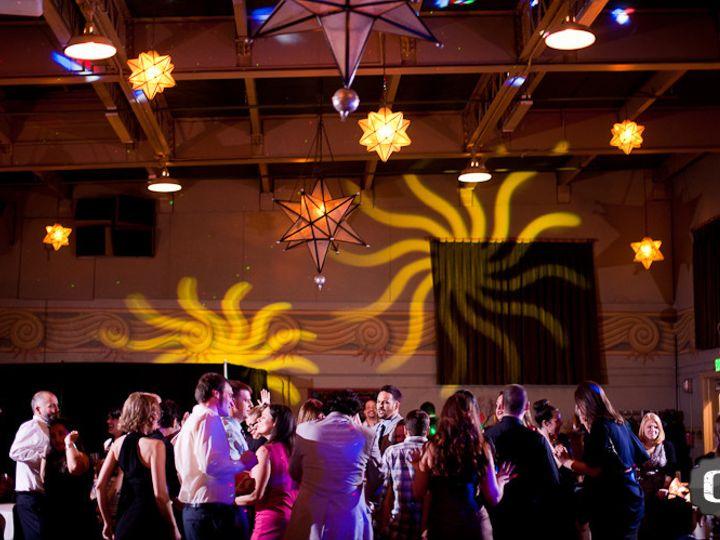 Tmx 1433469141411 Paulandsarah Lights1 Portland, Oregon wedding dj