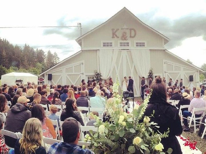 Tmx Barn 1 720x540 51 647219 158526170283751 Portland, Oregon wedding dj