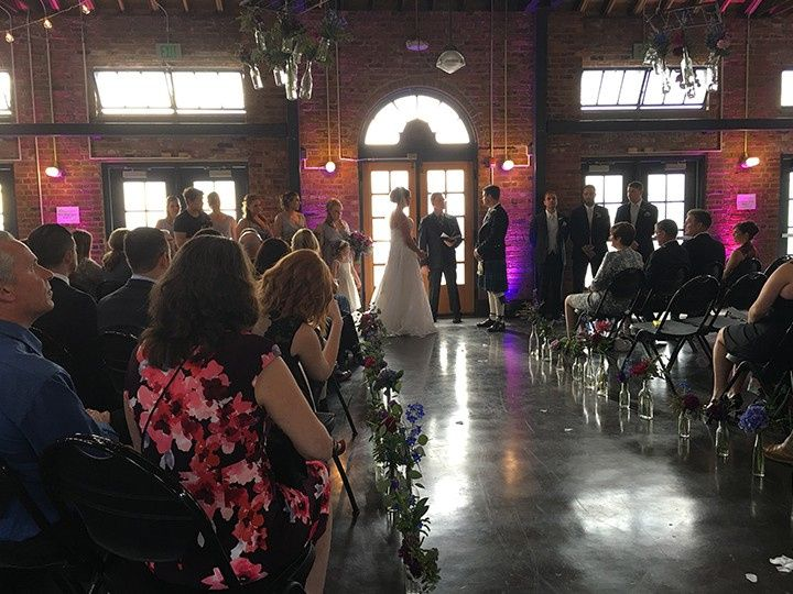 Tmx Ceremony 3 720x540 51 647219 158526170265097 Portland, Oregon wedding dj