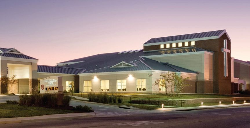 Kroc center ms coast venue biloxi ms weddingwire for Kroc center
