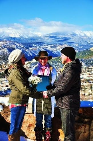 Eloping to Durango, Co to get married is the best!