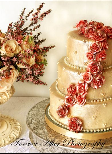 Azucar Bakery Wedding Cake Denver CO WeddingWire