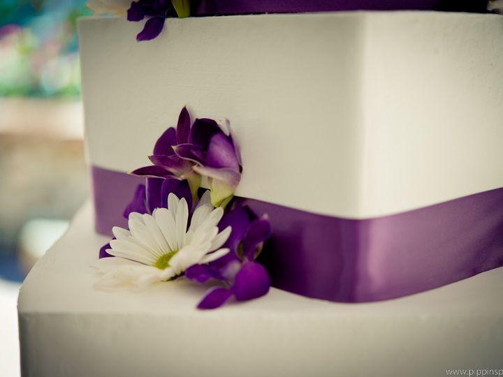 Tmx 1358370944830 WeisGlasgowPippinsPictures239 Denver wedding cake