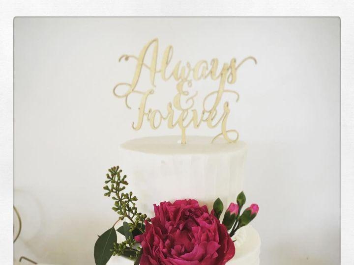 Tmx 1517763116 7e1a3cff95b1e7f6 1517763115 E980fddf334924f9 1517763114566 1 ButtercreamWedding Denver wedding cake