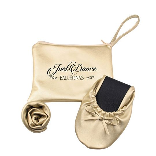 Just Dance Ballerinas Flats - are perfect to use after a night of dancing. It's a cute and chic...