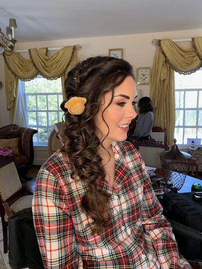 Boho Bride Beauty