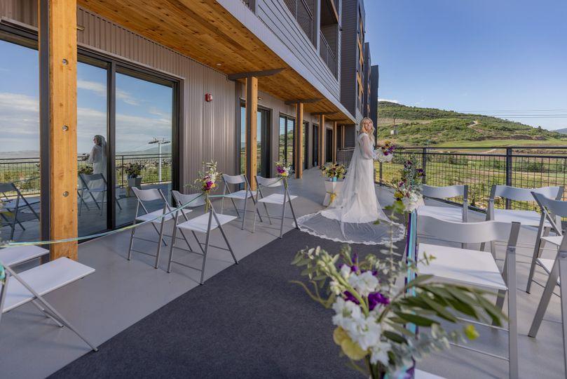 YotelPAD - View Terrace