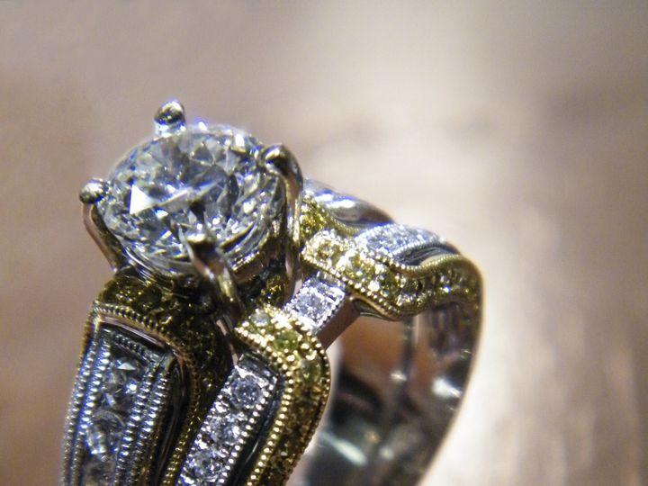 Tmx 1418684357358 Diamondrackcard Nashville wedding jewelry
